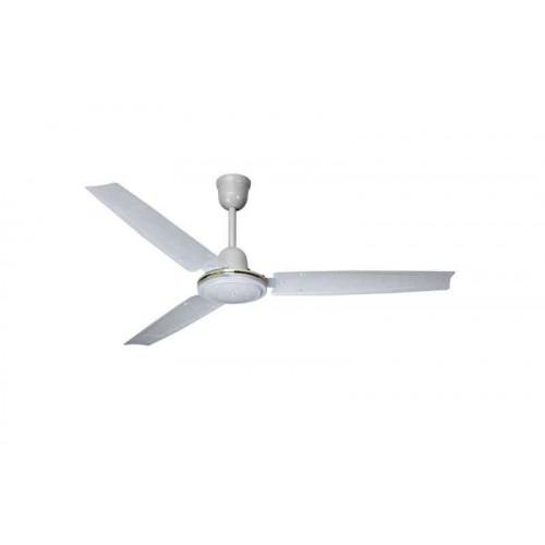 Ventilatore A Soffitto Lucequadra Modello Bianco 120 Art Ev024
